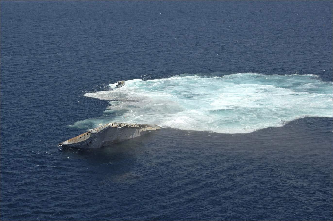 USS Oriskany – Florida Dive Pros